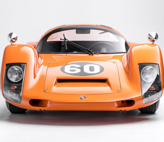 Petersen Automotive Museum Iconic Porsche