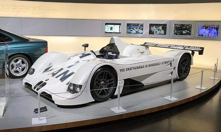 bmw race cars