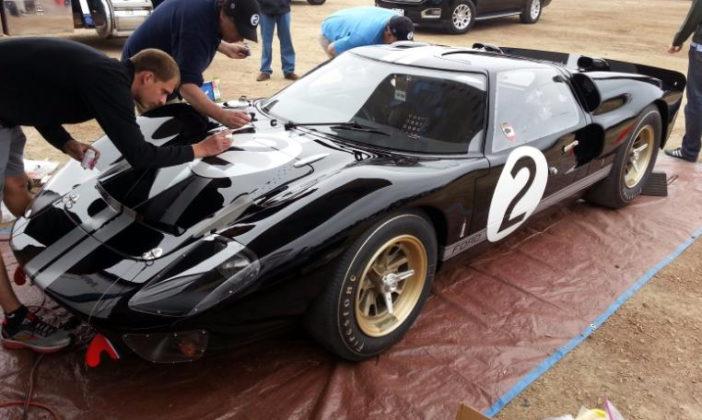 1966 LeMans Fors GT 40