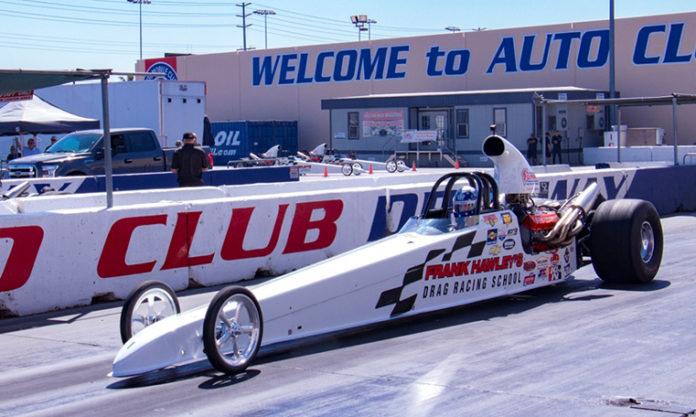 frank hawleys drag racing school