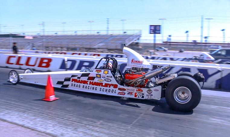 Frank Hawleys Drag Racing School 1320 Feet Of Thrills