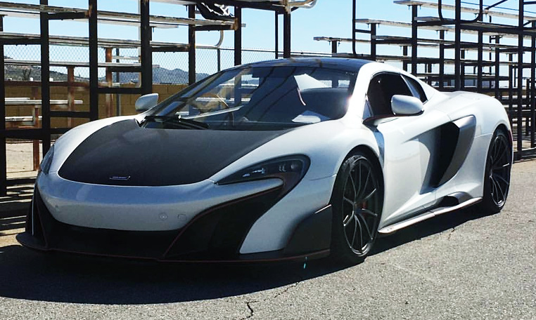 Mclaren Beverly Hills >> Mclaren Beverly Hills Client Appreciation Track Day The