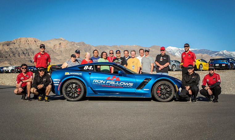 Speed School at Spring Mountain: The Ron Fellows Performance
