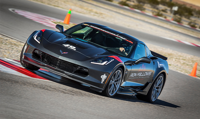 Porsche Driving School >> Speed School at Spring Mountain: The Ron Fellows Performance Corvette Driving School