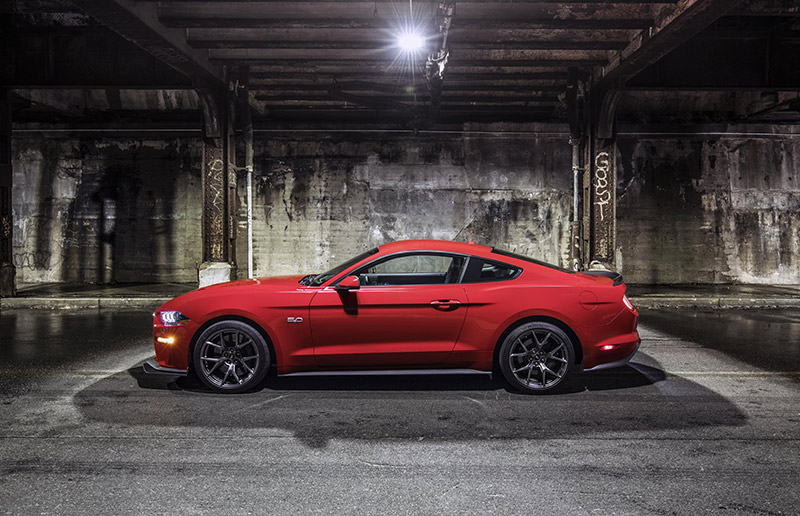 2018 Ford Mustang Gt Performance Pack Ultimate Road