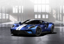barrett-jackson scottsdale auction ford gt