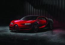Bugatti Chiron Sport 2018 New York Auto Show