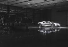 Bugatti Chiron Supercar