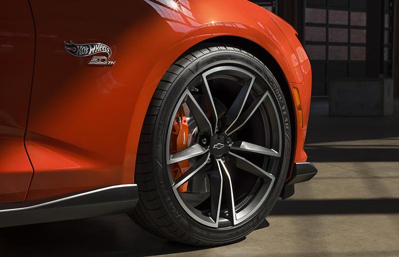 camero hot wheels edition