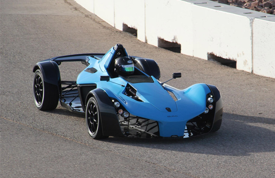 Former Major League Baseball All Star Cj Wilson Brings Bac Mono Supercars To Arizona