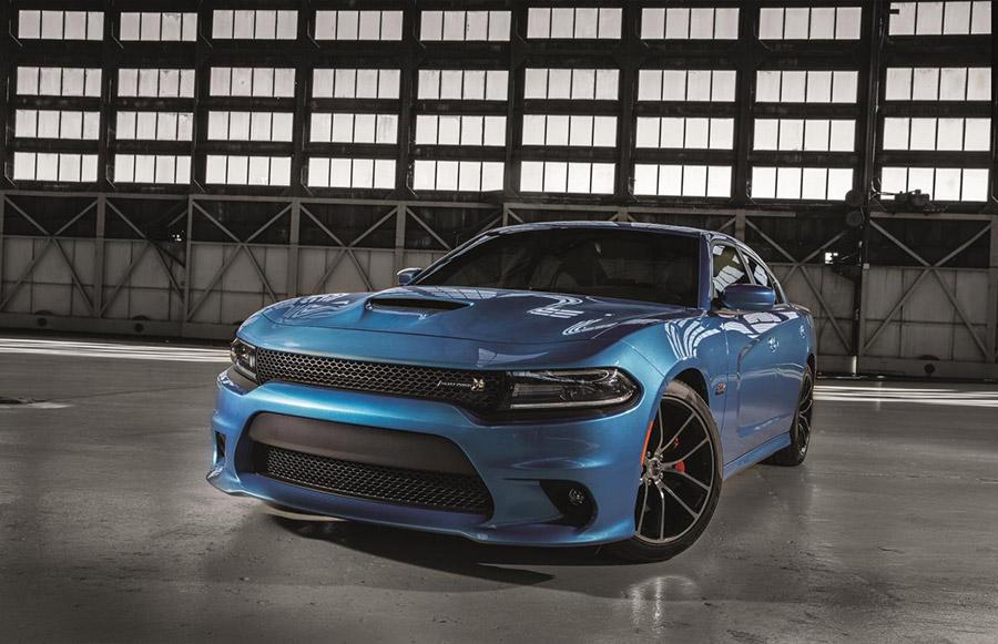 Dodge SRT Heritage Options