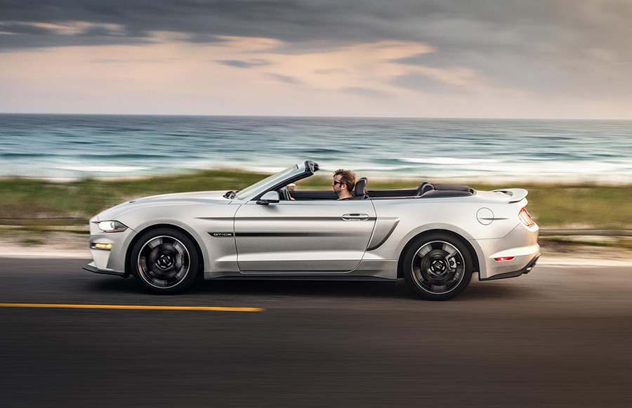 Ford Mustang California Special Returns For 2019 Rev