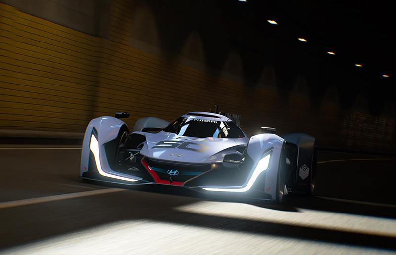 Hyundai N 2025 Vision GT Concept