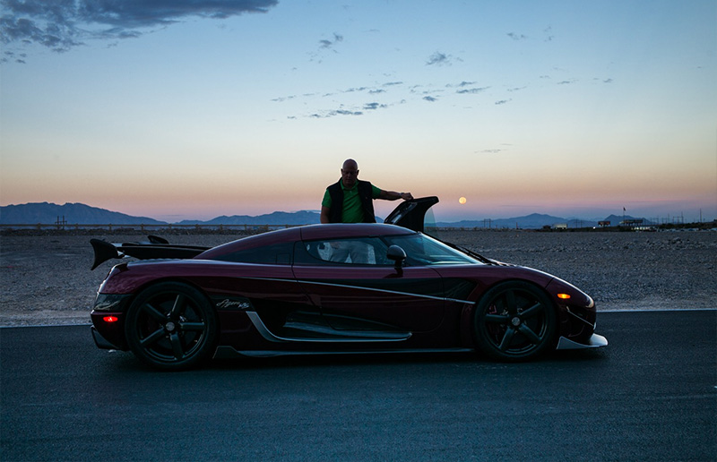 koenigsegg agera rs world record