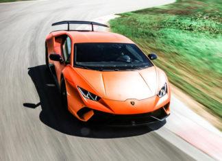 Lamborghini Huracan Performante Records