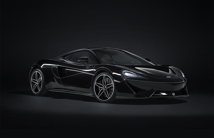 Automotive News McLaren 570GT MSO Black Collection
