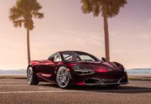 McLaren 720S Charity