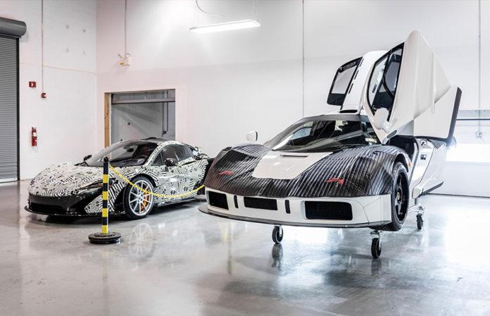 McLaren F1 Service Center