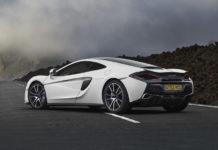 McLaren Sports Series Sport Pack