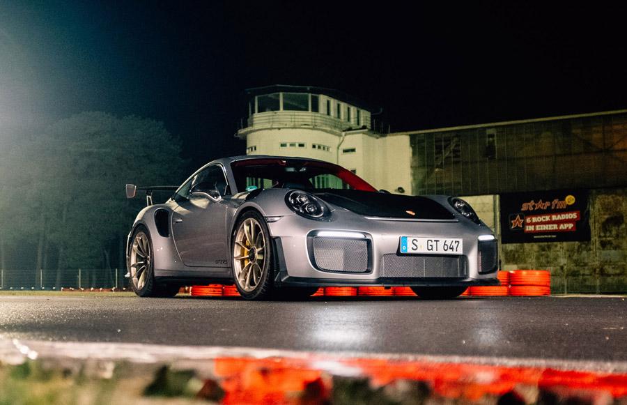 Automotive News Porsche GT2 RS