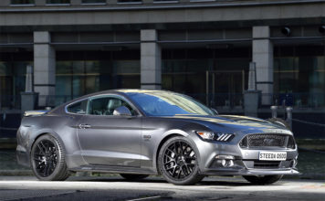 Steeda Q500 Enforcer Mustang