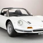 1974 Ferrari Dino 246 GTS Flares