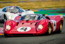 Ferrari's 70th Anniversary at Chantilly Arts