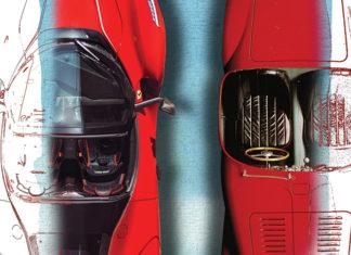 Ferrari 70th Anniversary Pebble Beach