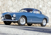 Ferrari 250 Europe GT Alloy