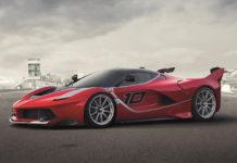 Ferrari 70th Anniversary UK Tour