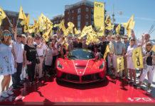Ferrari 70th UK Anniversary