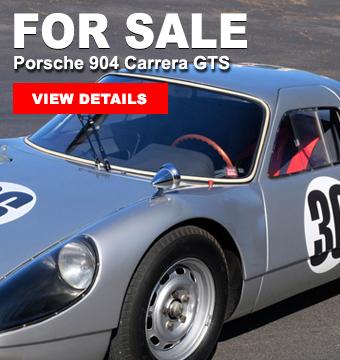 1964 Porsche 904 Carera GTS