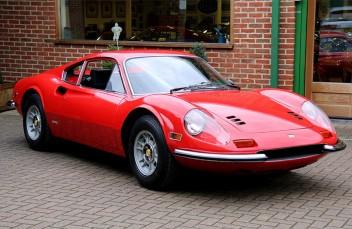 1972 Ferrari Dino GT LHD