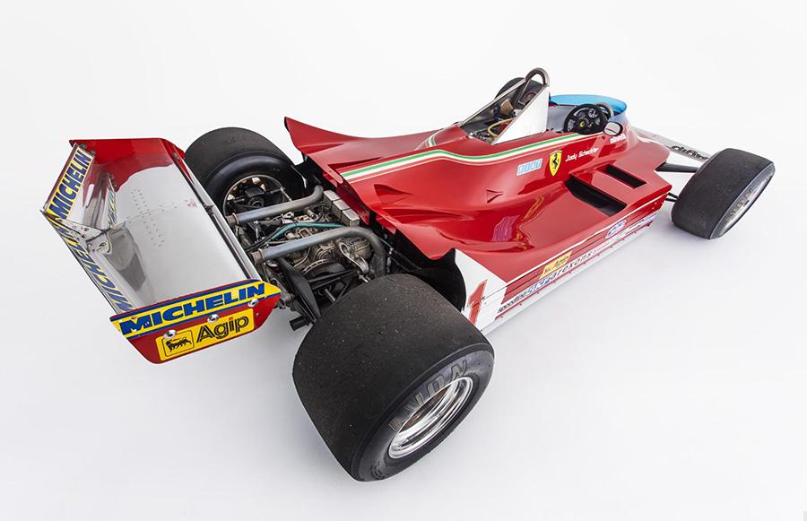 Ferrari 321 T5 Formula 1