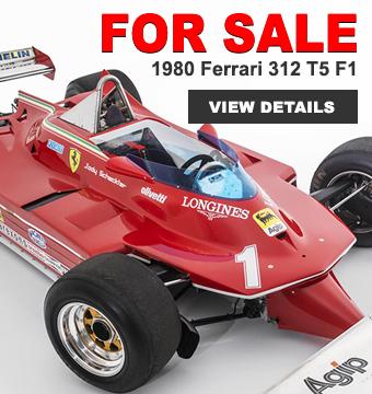 Ferrari 312 T5 Formula 1