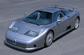 1993 Bugatti EB 110 GT