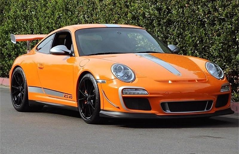 2011 Porsche 911 Gt3 Rs 4 0 The Speed Journal