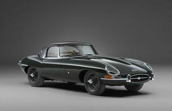Bruce McLaren 1961 Jaguar E-Type For Sale