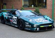 Jaguar XJ 220C TWR Lemans