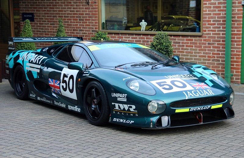 Jaguar XJ220C TWR Works Le Mans GT for sale