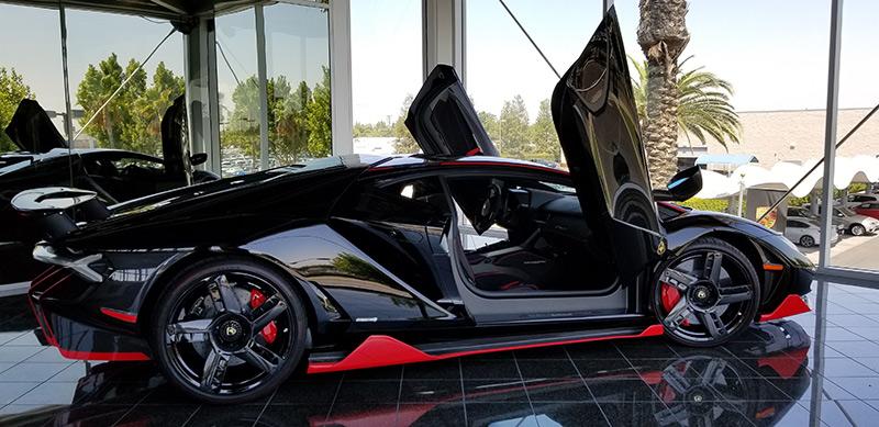 2017 Lamborghini Centenario The Speed Journal