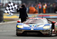 Ford GT's LeMans 24 Hours