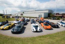 2017 Koenigsegg Owners Tour