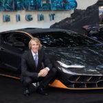 Lamborghini Centenario in Transformers