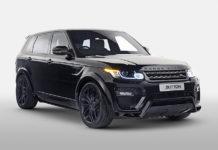 Sutton Range Rover