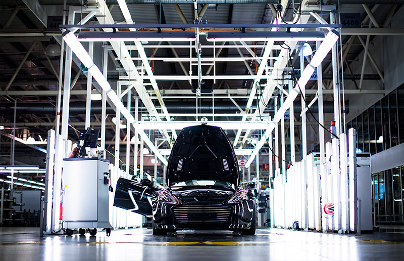Take An Exclusive Tour Of The Aston Martin Factory And Global Headquarters