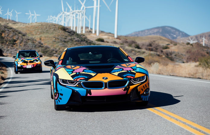 BMW i Official Partner of 2018 Coachella Valley Music and Arts Festival