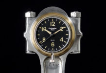 BRM V16 Piston Clocks