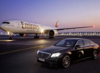 Emirates Airlines Mercedes-Benz Partnership