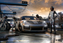 Forza Motorsport 7 Porsche Cars